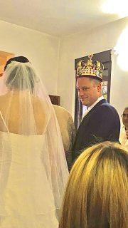 macedonische bruiloft