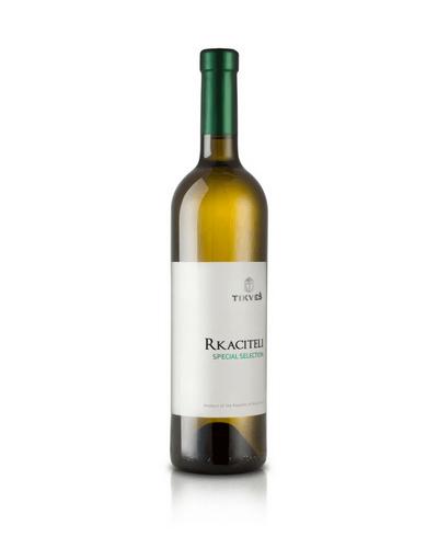 Macedonische wijn Rkaciteli Tikves
