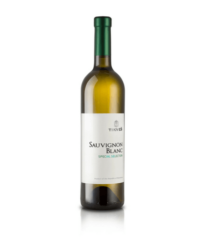 Macedonische wijn Sauvignon Blanc Tikves
