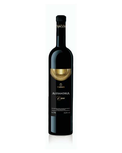 macedonische-wijn-alexandria-cuvee-rood-tikves